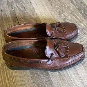 Bass loafer shoes